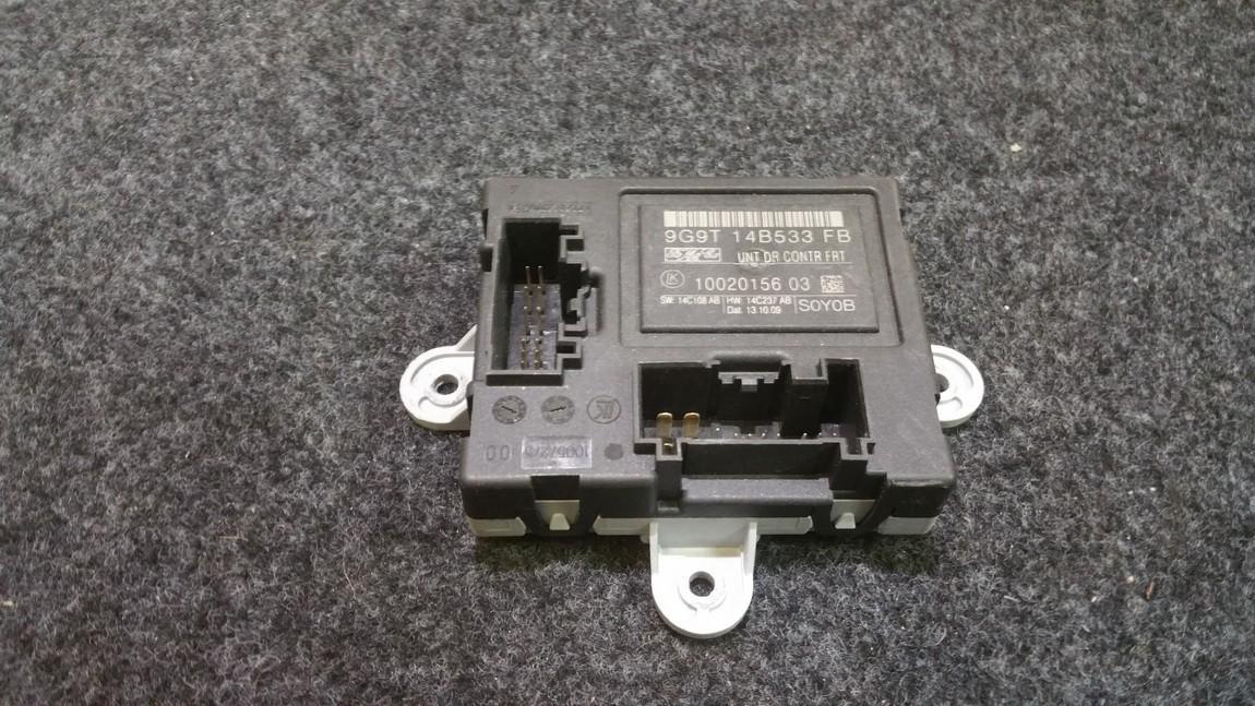 Door control relay Ford Mondeo 2009    2.0 9g9t14b533fb