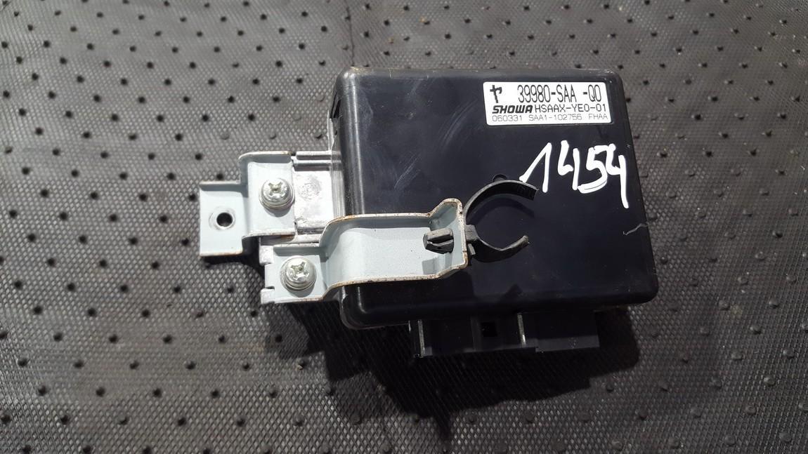 Power Steering ECU (steering control module) Honda Jazz 2006    1.2 39980SAAQ0