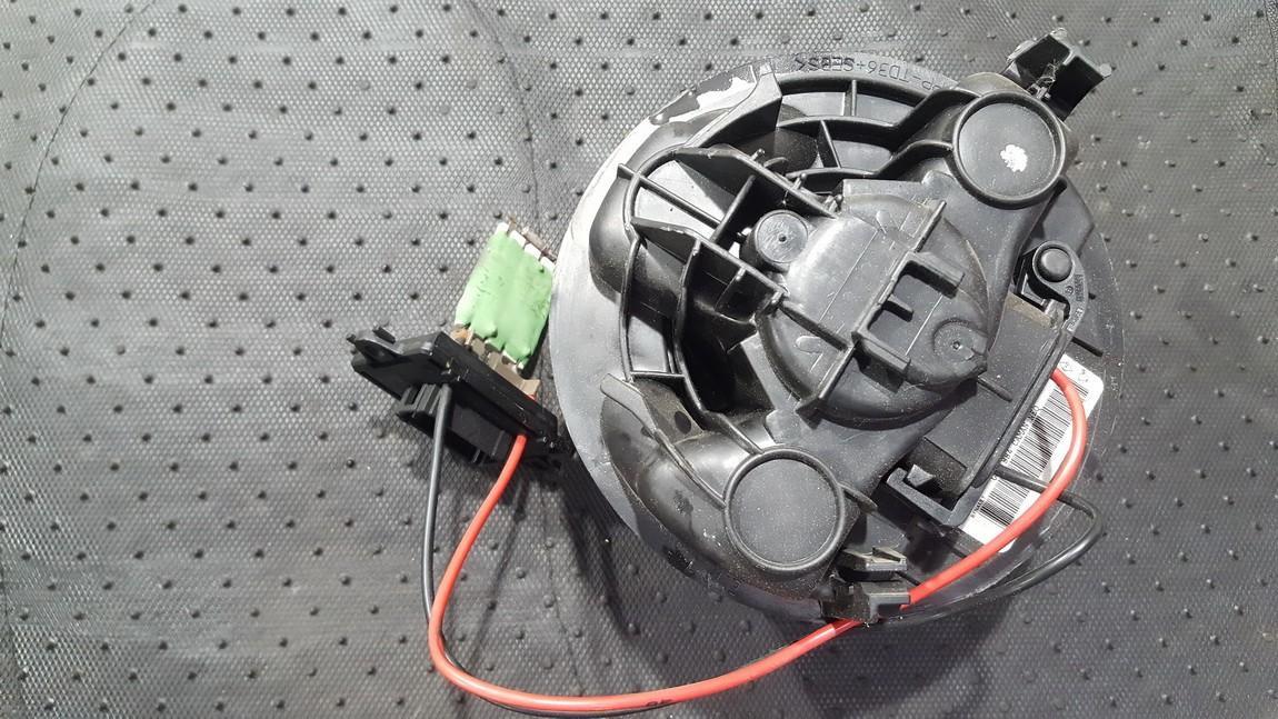 Heater blower assy Renault Megane 2003    1.6 BMVB84