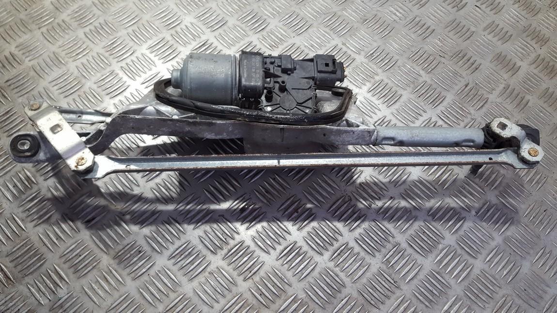 Valytuvu mechanizmas Pr. 3397020633 13111212RHD Opel ASTRA 1998 2.0