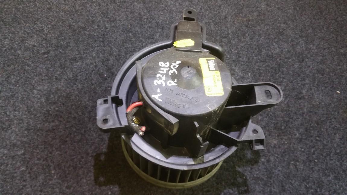 Heater blower assy Peugeot 306 1993    1.4 602905k