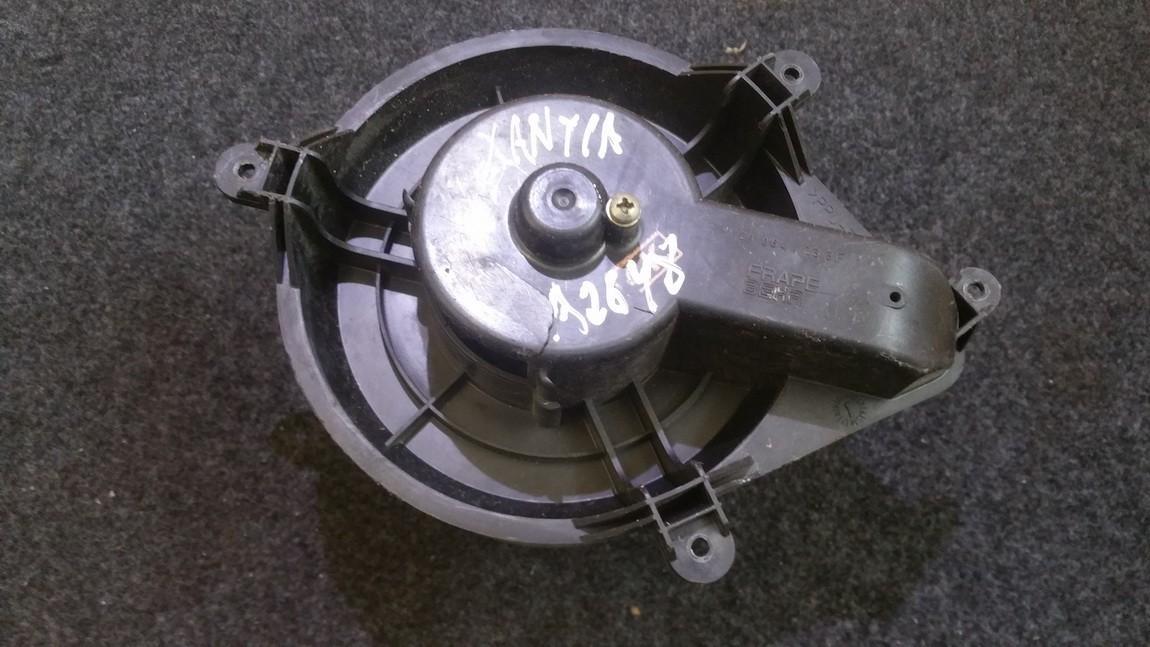 Heater blower assy Citroen Xantia 1997    1.9 210641233f