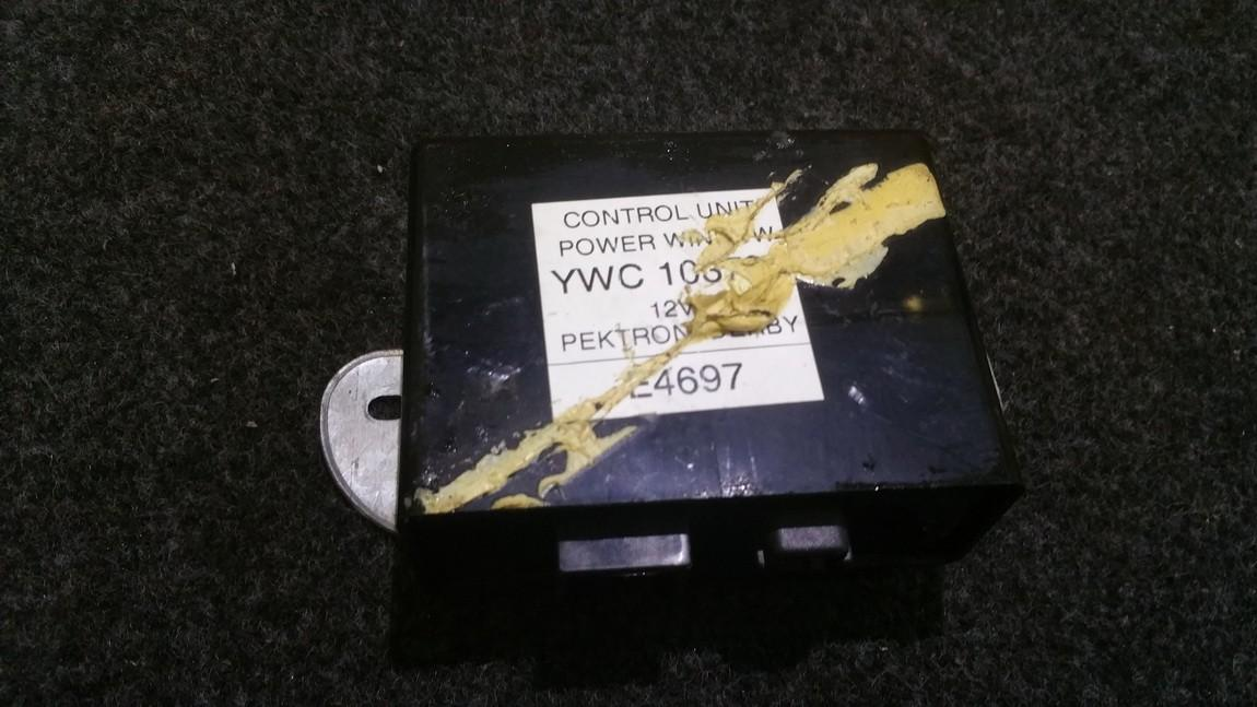 Electric window control unit Rover 200-Series 1996    1.4 ywc103780