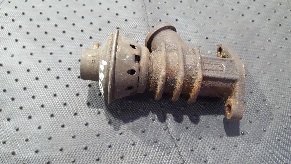 EGR Valve Exhaust Gas NENUSTATYTA NENUSTATYTA Skoda OCTAVIA 1998 1.9