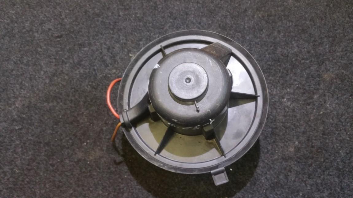 Heater blower assy Volkswagen Golf 1995    1.9 1h1819021
