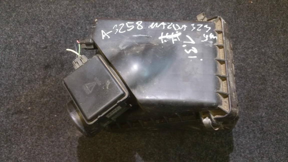 Air filter body Mazda 323 1996    1.3 HB595