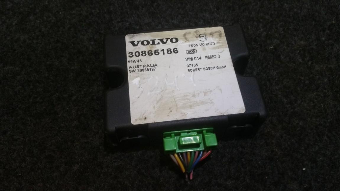 Immobiliser ECU Volvo S40 1999    1.9 30865186
