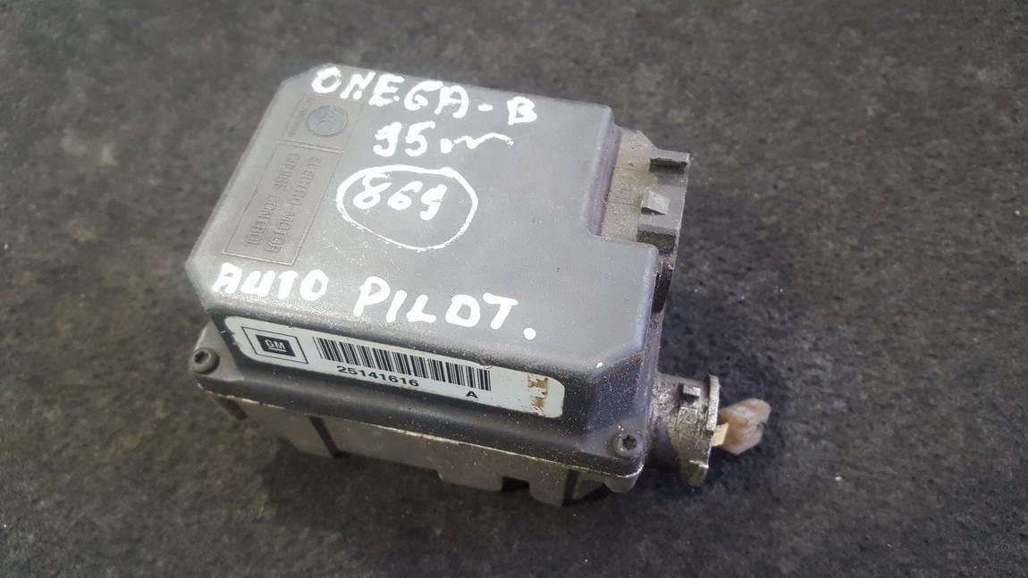 Cruise control  Opel Omega 1995    2.0 GM25141616