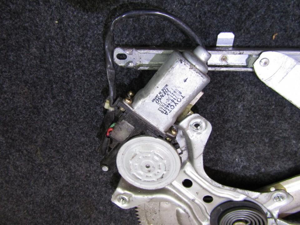 Duru lango pakelejo varikliukas P.D. 8571044010 85710-44010, 062100-7853 Toyota PREVIA 1991 2.4