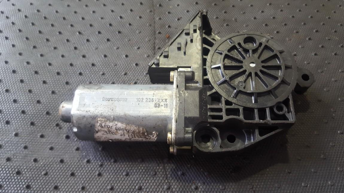 Window Motor Volkswagen  Golf, IV 1997.08 - 2003.10