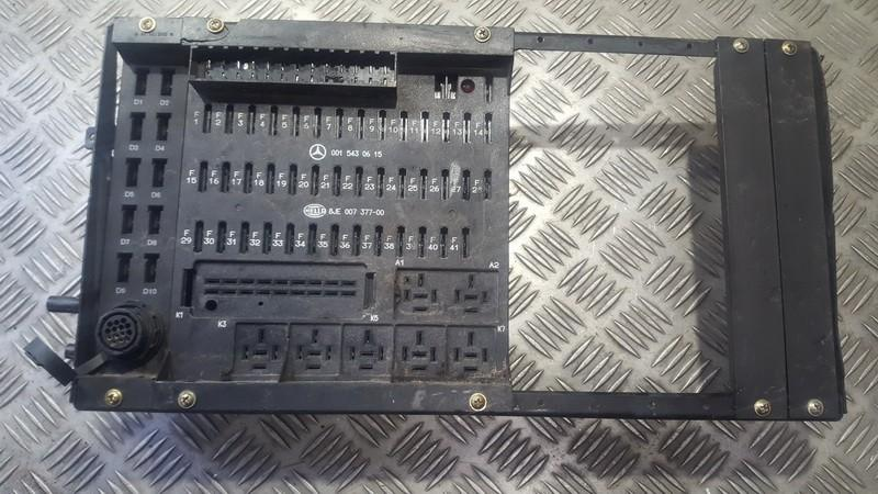 Fuse box  Mercedes-Benz Actros 1997    0.0 0015430615