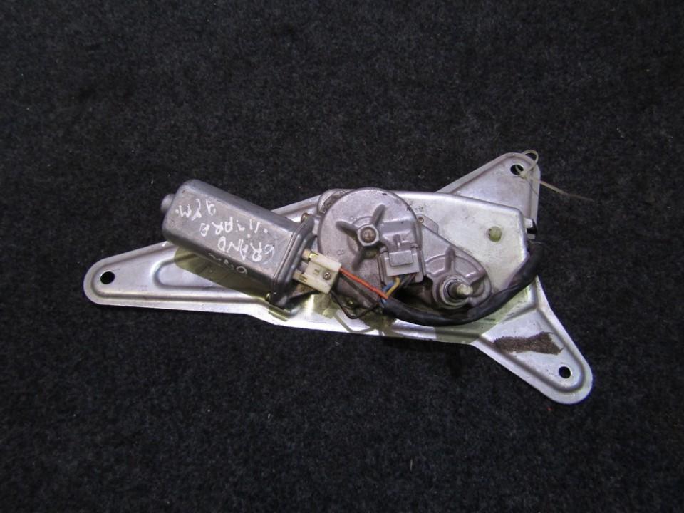 Rear wiper motor (Rear Screen Wiper Engine) 34332581 34332-581 Suzuki GRAND VITARA 2007 1.9