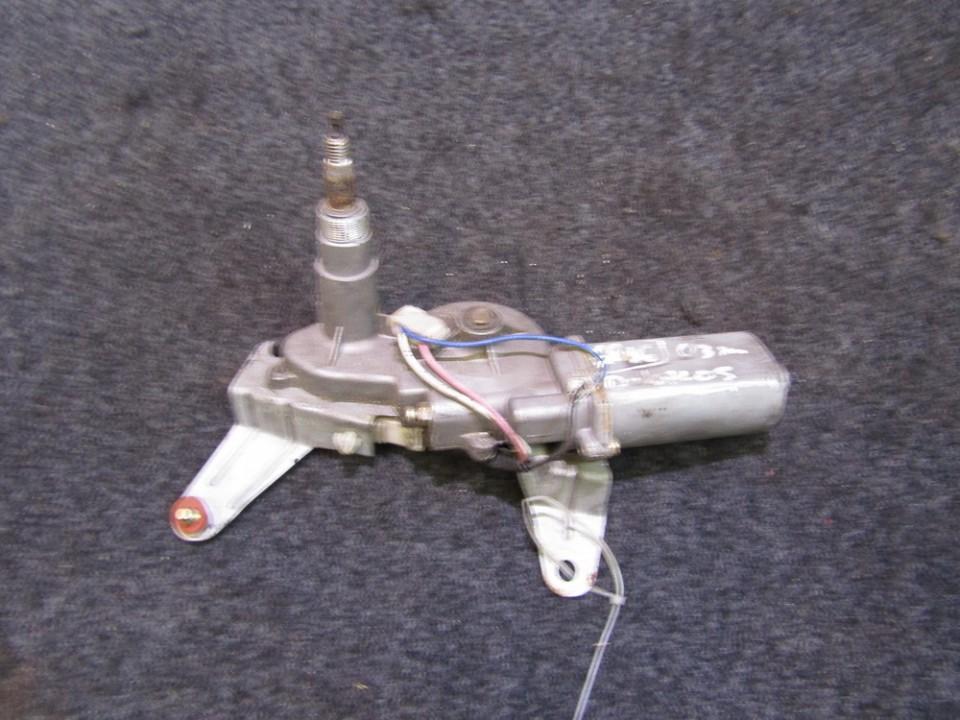 Galinio lango valytuvu varikliukas NENUSTATYTA n/a Daewoo KALOS 2004 1.2