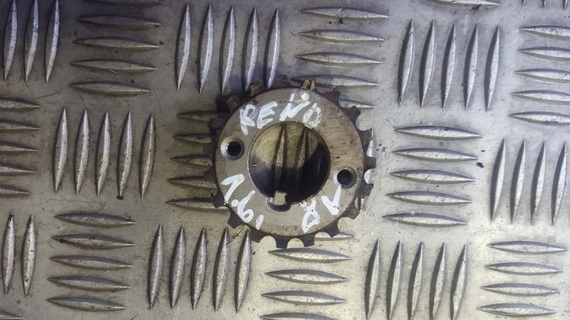 Crankshaft Belt Pulley Renault  Megane, 1995.11 - 1999.02