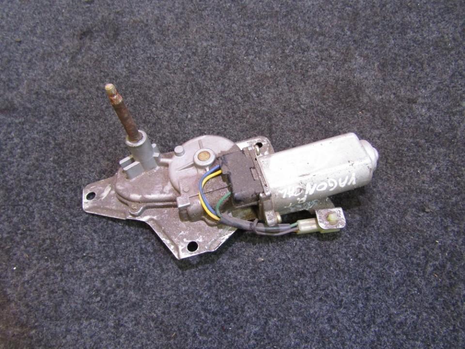Galinio lango valytuvu varikliukas 1592002603 159200-2603 Suzuki WAGON R  1998 1.0