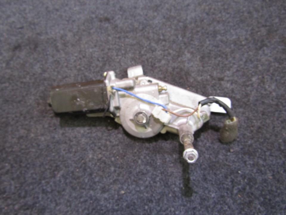 Rear wiper motor (Rear Screen Wiper Engine) Daewoo Matiz 2002    2.0