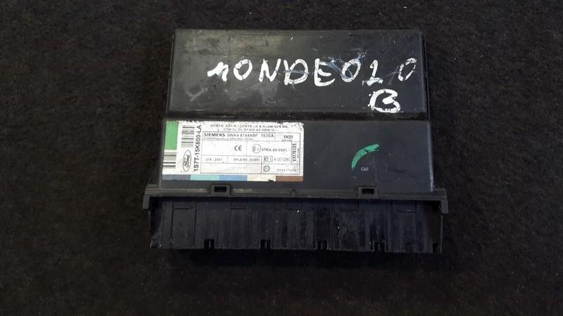 Kiti kompiuteriai 1s7t15k600la 1s7t-15k600-la, 5wk48744abf Ford MONDEO 1996 1.8