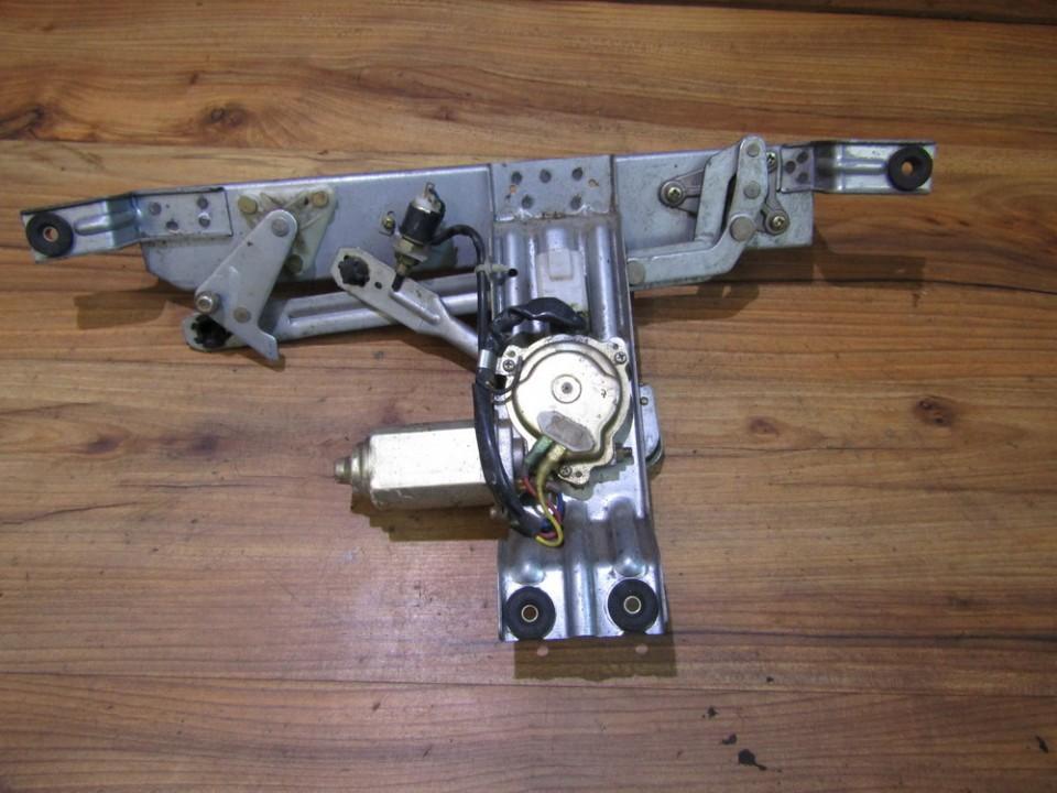 Rear wiper motor (Rear Screen Wiper Engine) Nissan Terrano 1988    2.0 2870541g00