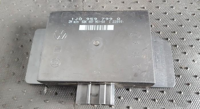 Komforto blokas 1J0959799Q 5dk007951-50 Volkswagen GOLF 1995 1.8