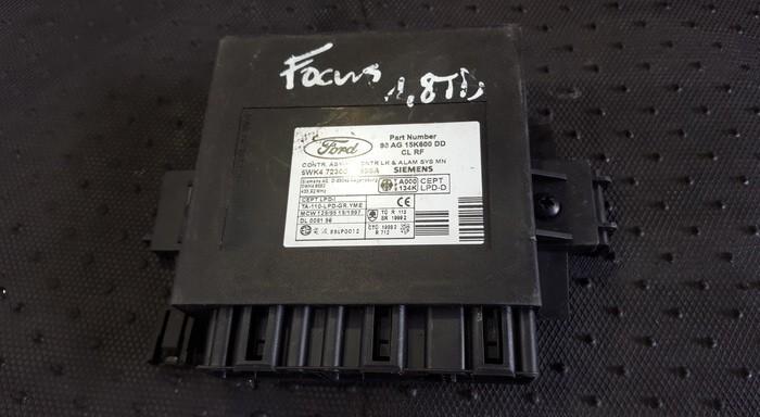Блок комфорта 98ag15k600dd 5wk47230d Ford FOCUS 2004 1.8