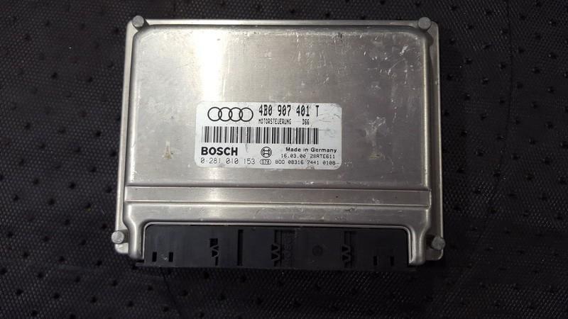 Audi  A6 Variklio kompiuteris