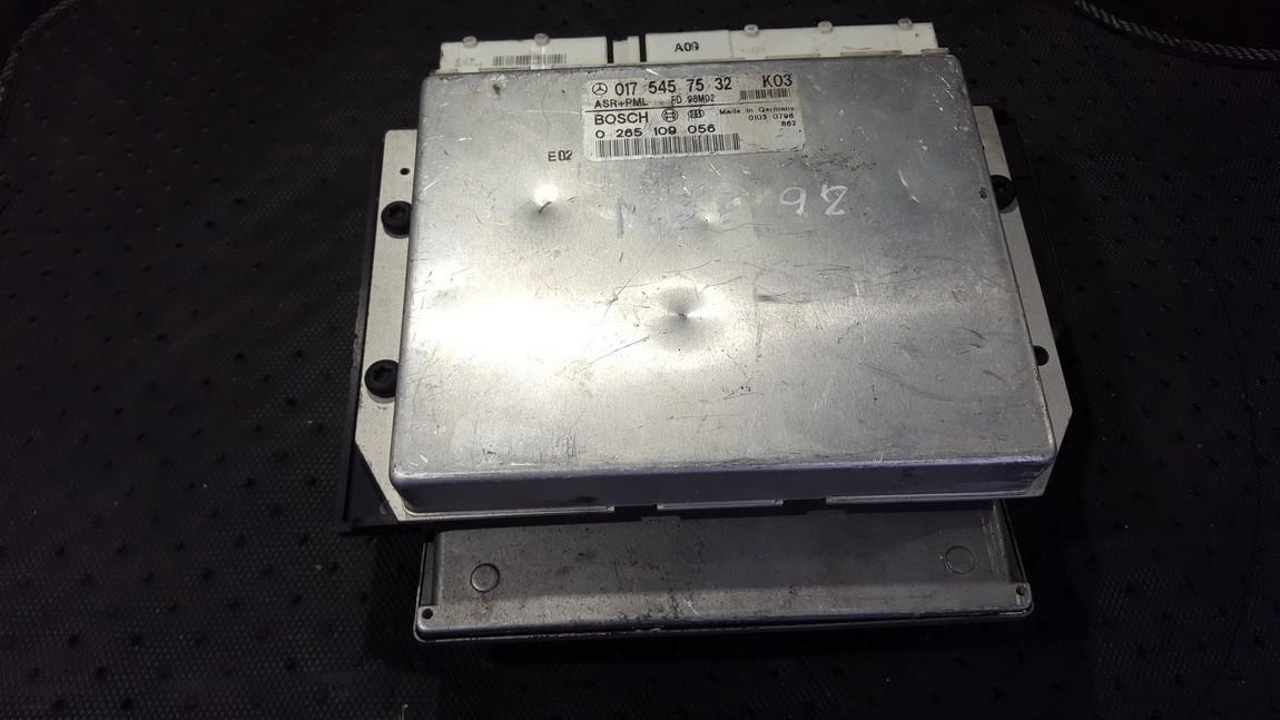 ESP PML BAS CONTROL UNIT ECU Mercedes-Benz E-CLASS 1998    3.0 0175457532