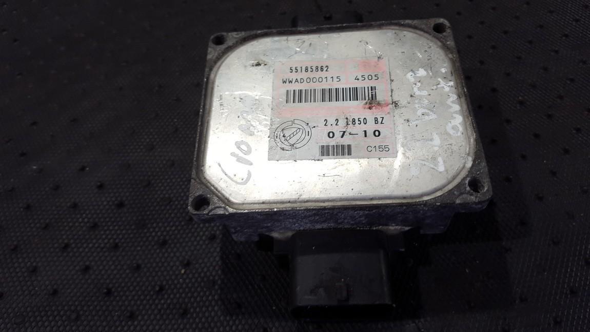 Greiciu dezes kompiuteris 55185862 WWAD000115 Fiat CROMA 2005 1.9