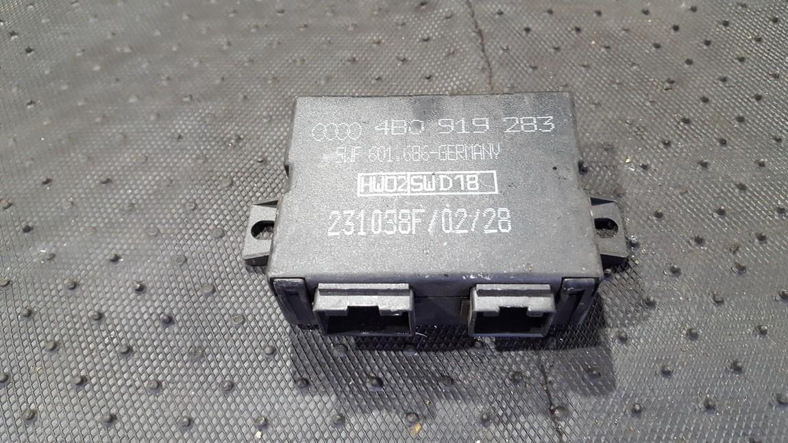 Parking Sensor ECU Audi A6 1997    2.0 4B0919283