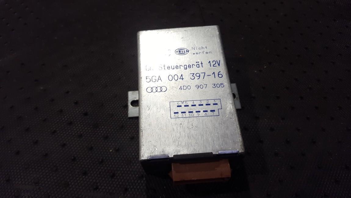 Kruizo kontrole 5GA00439716 4D0907305 Audi A4 1995 1.8