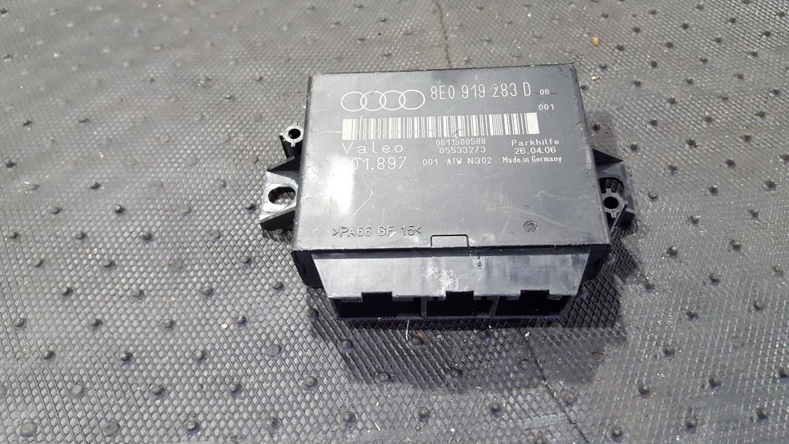 Parking Sensor ECU Audi A4 2007    0.0 8E0919283D