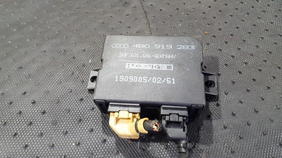 Parking Sensor ECU Audi A6 1998    2.0 4B0919283