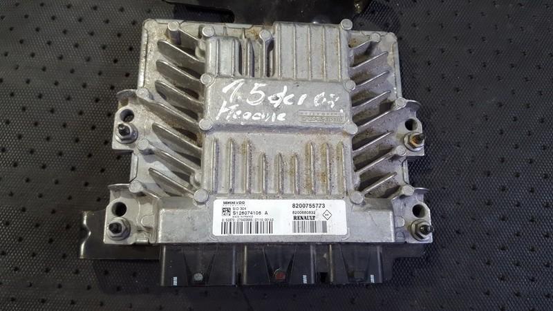 Variklio kompiuteris 8200755773 8200680832, s126074106a, sid304 Renault MEGANE SCENIC 1997 1.6