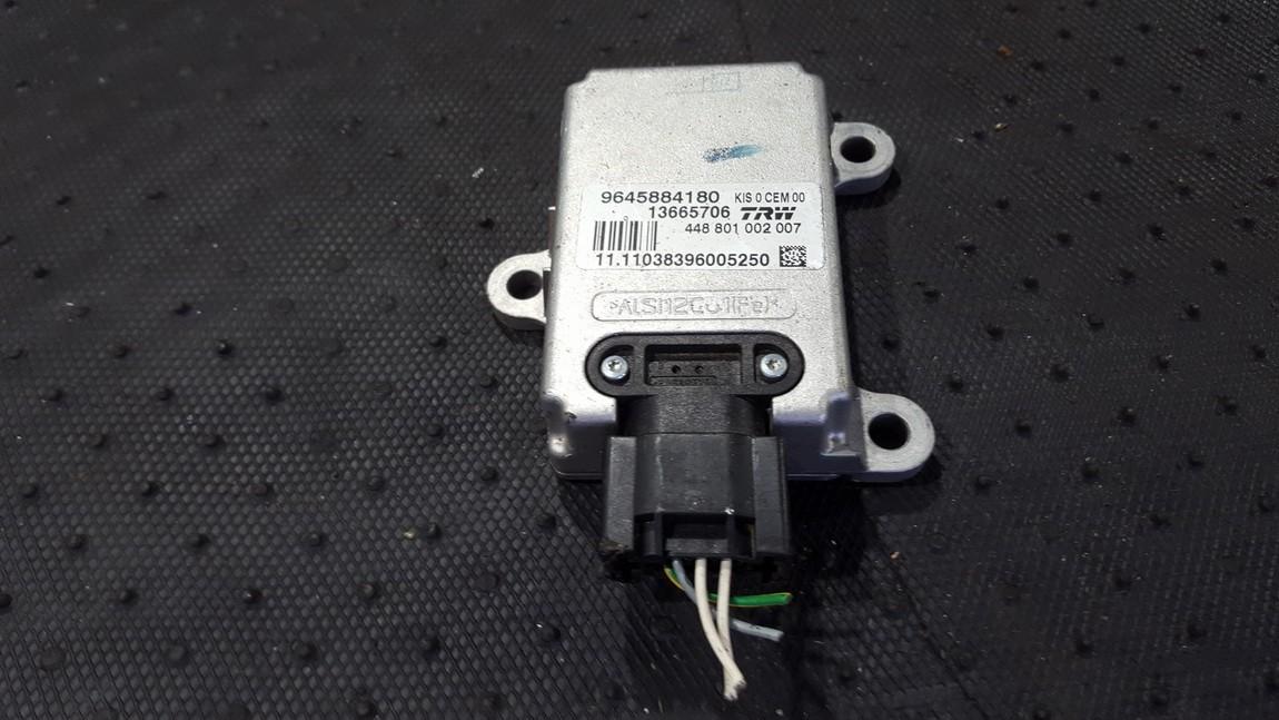 ESP PML BAS CONTROL UNIT ECU Peugeot 407 2006    2.0 9645884180