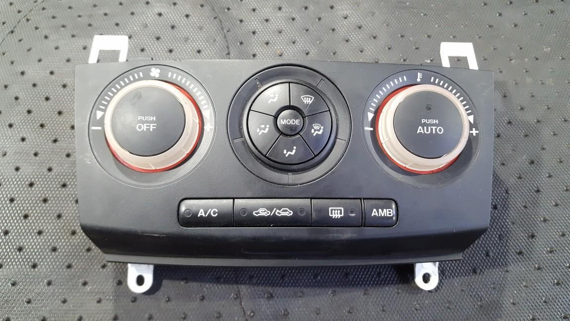 Peciuko valdymas K1900BP4MK15 BP4M Mazda 3 2004 1.6