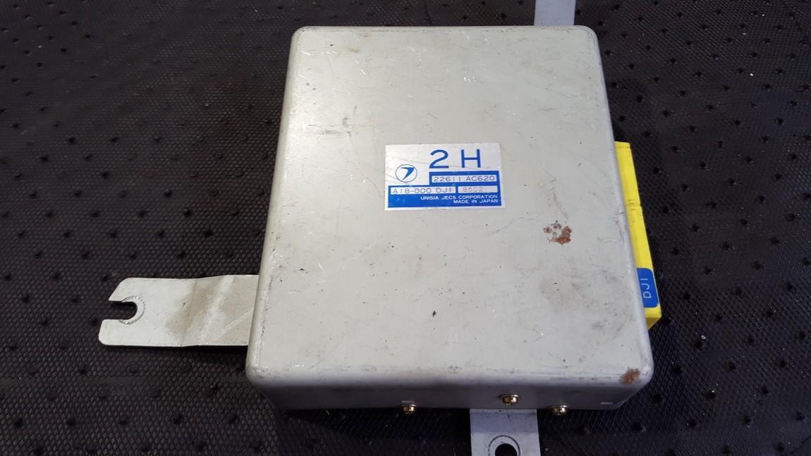 Variklio kompiuteris 22611AC620 A18-000DJ1 Subaru LEGACY 1999 2.5