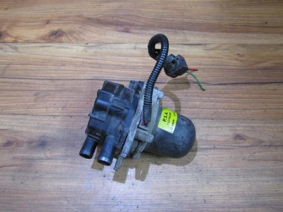 Air Injection Pump Peugeot 206 2003    1.4 9627006580