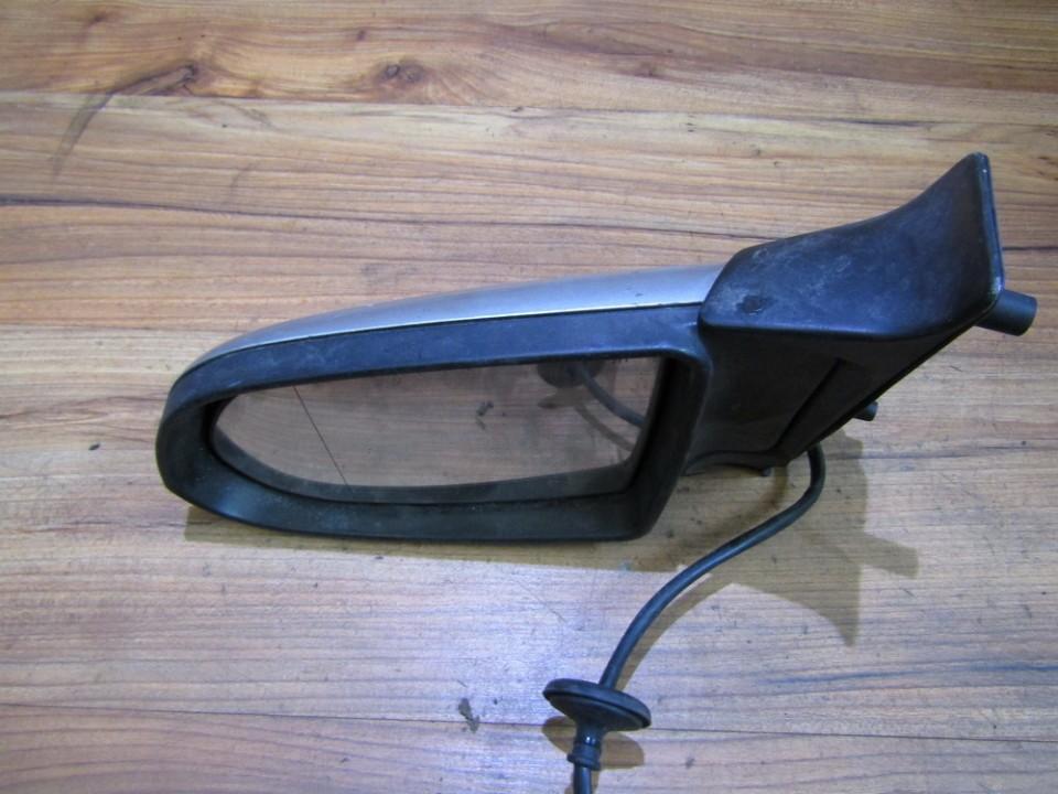 Door mirror left side Opel  Zafira, A 1999.04 - 2003.11