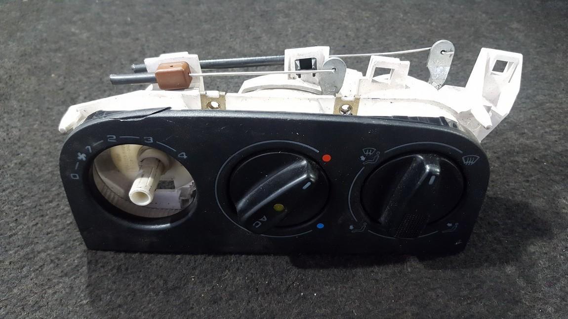 Peciuko valdymas 95NW18D451A NENUSTATYTA Ford GALAXY 1998 2.0