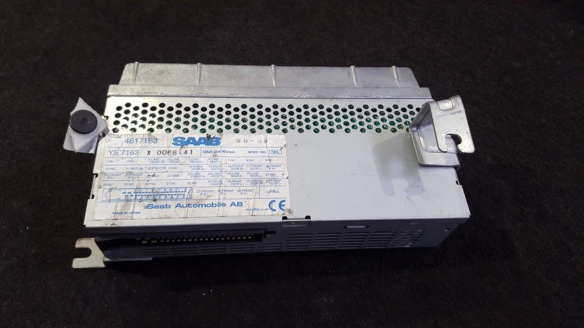 Audio amplifier SAAB 9-5 2004    1.7 4617163