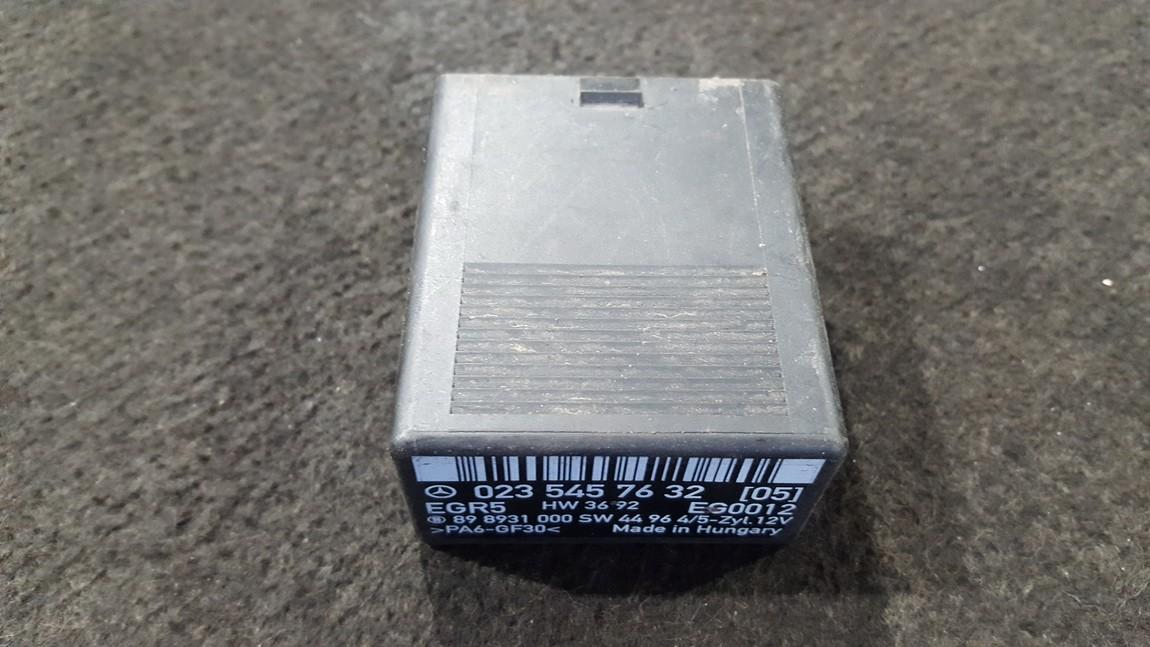 Rele EGR5HW3692 023 545 76 32 Mercedes-Benz VITO 2002 2.2