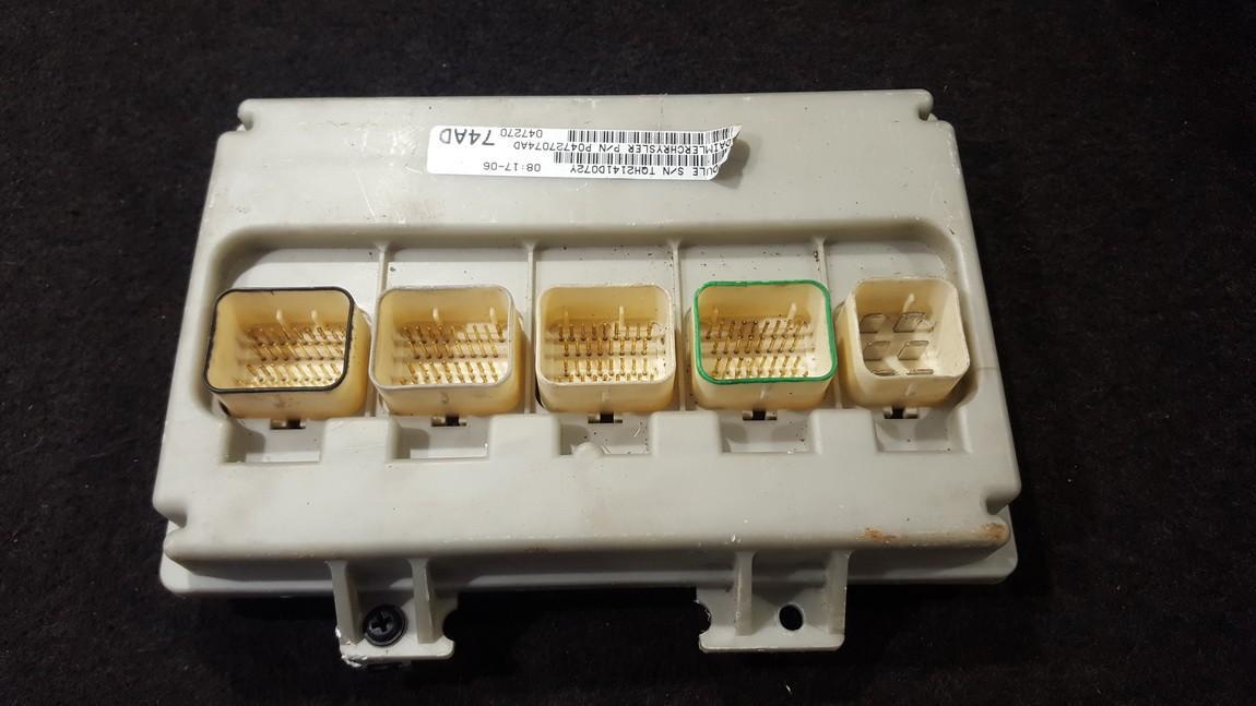 Komforto blokas p04727074ad 04727074ad  Chrysler VOYAGER 1999 3.3