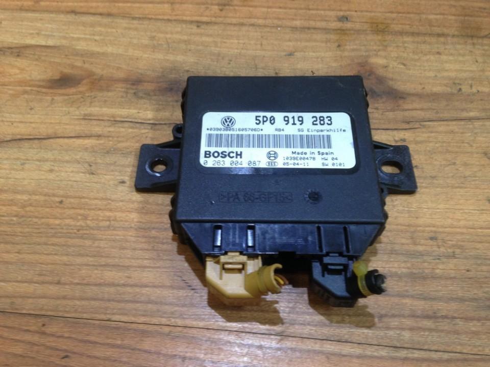 Parking Sensor ECU Seat Toledo 2006    2.0 5p0919283