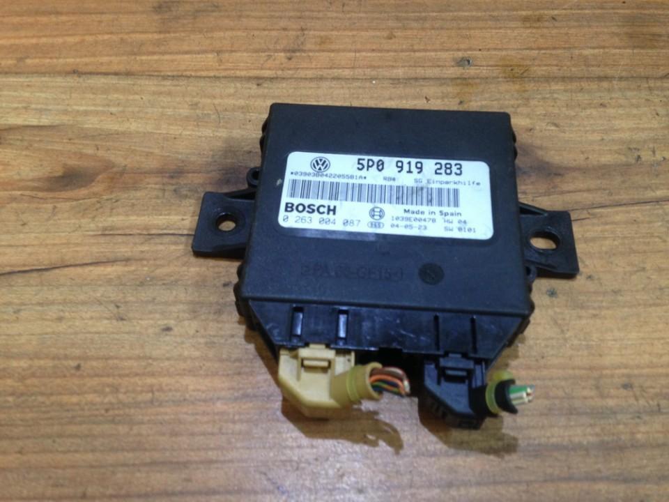 Parking Sensor ECU Seat Altea 2008    2.0 5p0919283