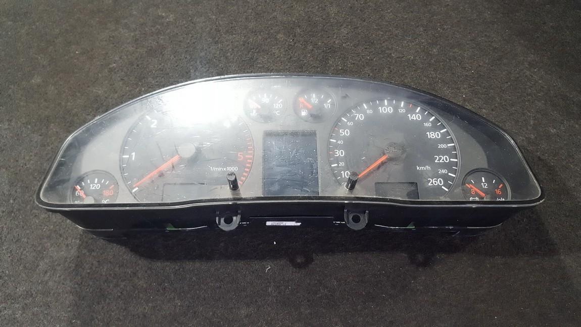 Spidometras - prietaisu skydelis 4B0920931B 110.008.948/015 Audi A6 2007 2.0
