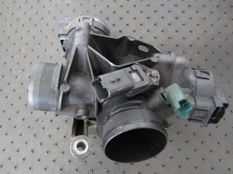 High Flow Throttle Body Valve (Air Control Valve) 9655971780 nenustatyta Peugeot 407 2004 2.2