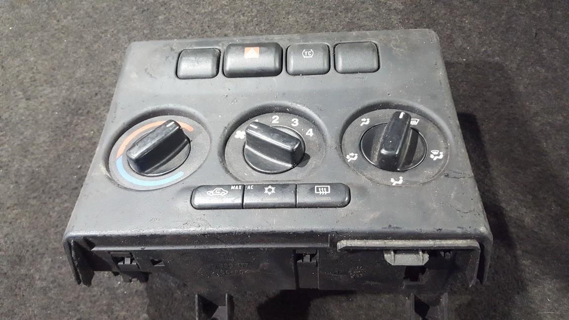 Блок управления климатической установкой 90559839 nenustatyta Opel ZAFIRA 2000 2.0