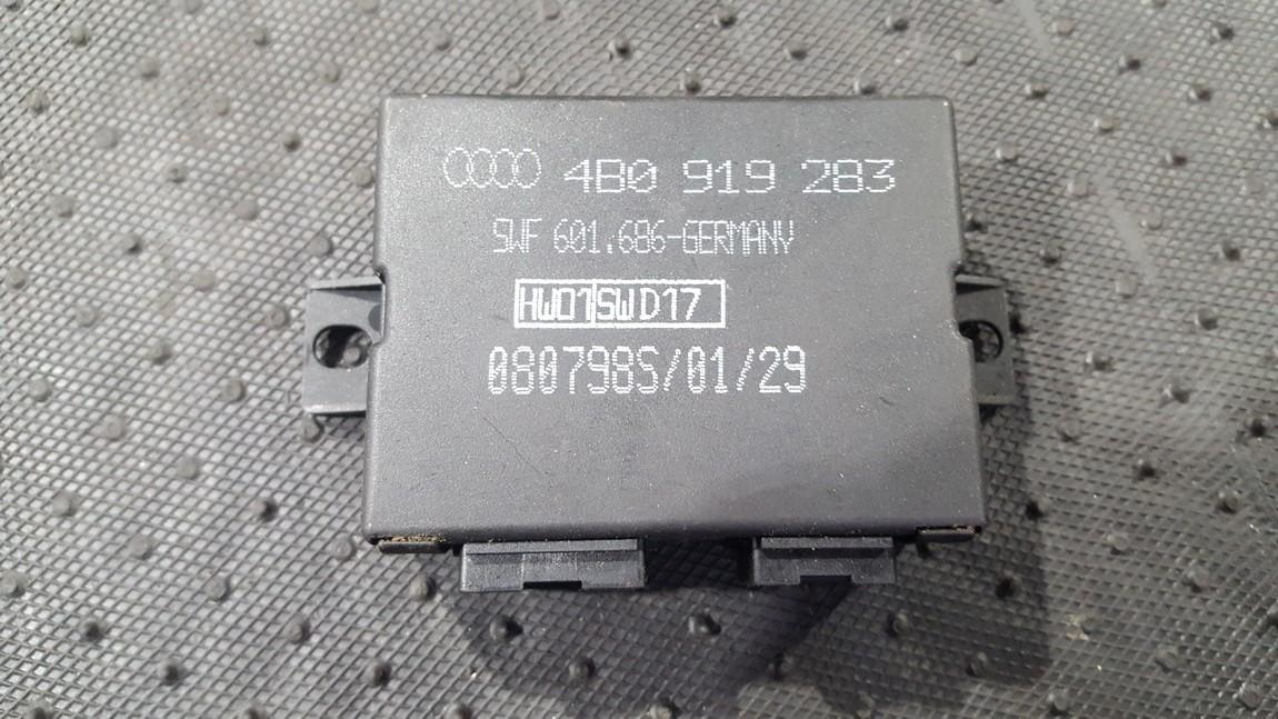 Kiti kompiuteriai 4B0919283 SWF601.686, 080798S Audi A6 2000 2.5