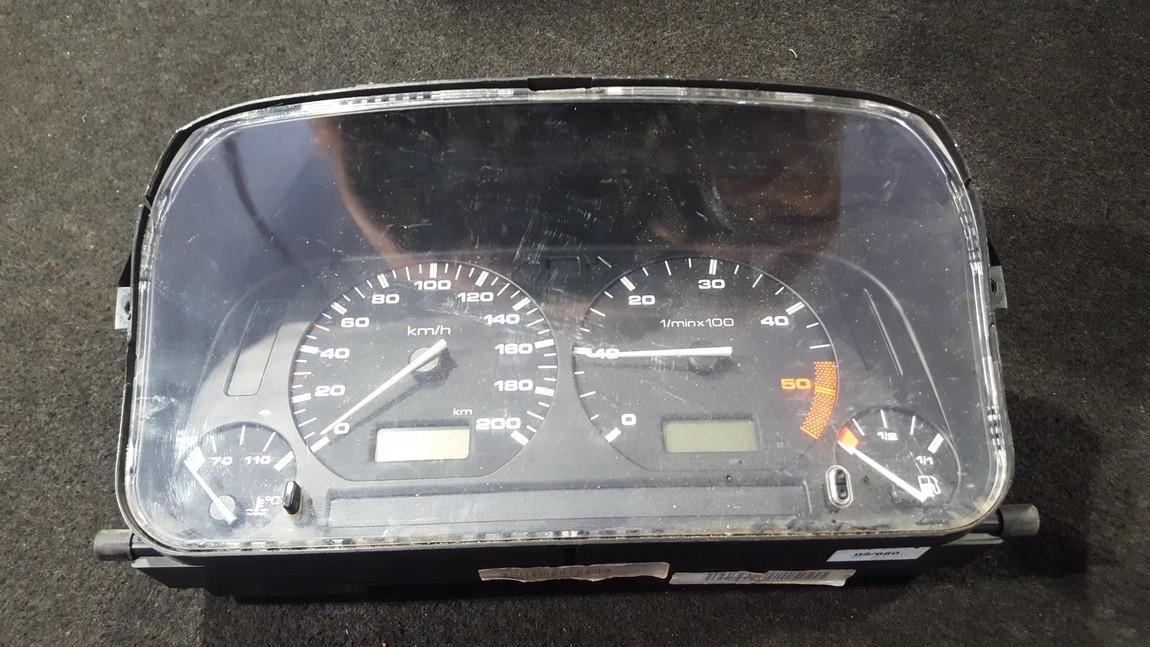 Щиток приборов - Автомобильный спидометр 88311235 nenustatyta Volkswagen CADDY 2008 1.9