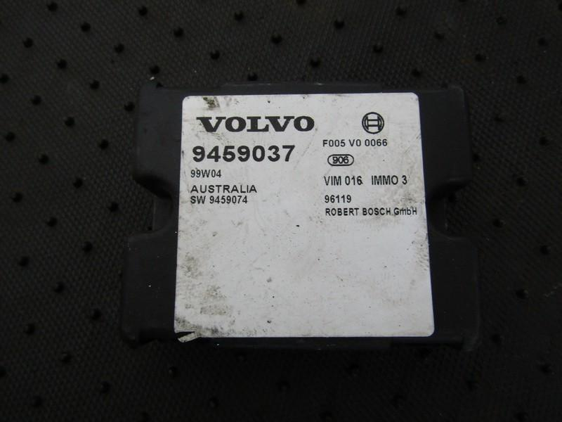 Immobiliser ECU Volvo V70 1999    2.5 9459037