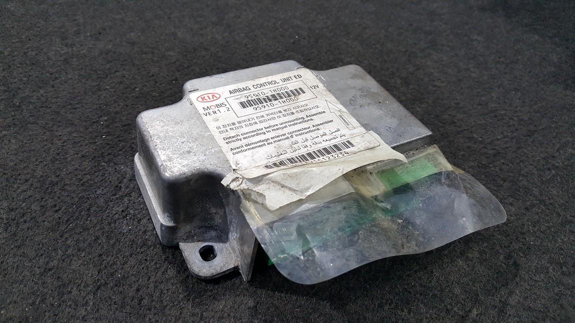 SRS Airbag kompiuteris 959101H000 95910-1H000 Kia CEED 2012 1.6